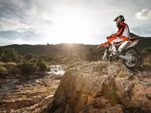 2014 KTM EXC's more photos