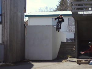 #BMX – Time Flies When You're Having Fun