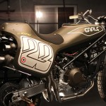 Earle Motors Ducati Monster Flat track kit