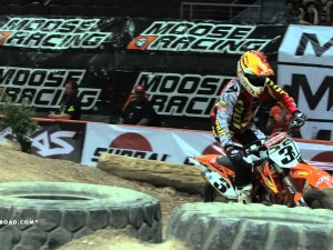 2013 Vegas Endurocross – Round 1 Brown / Robert / Haaker / Webb