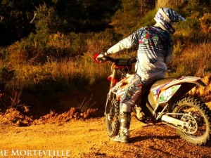 Welcome to Vivès. Enduro – Christophe Nambotin et Maxime Morteveille