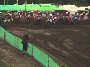 2013 Japanese Motocross Round 5 | highlights