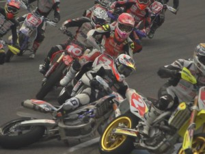2013 Japanese Supermoto Round 3 | highlights