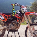 2014 KTM 250 SX-F DE Photos and first thoughts