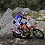 Marc Coma retains lead in Sardinia Rally after Stage 3