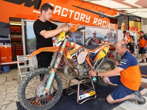 KTM's Meo and Nambotin score double wins in Romania