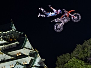 Freestyle MotoX debuts in Japan – Red Bull X-Fighters 2013 Osaka