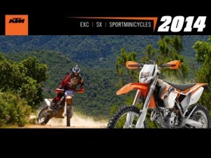 KTM 2014 – EXC and SX preview