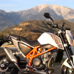 2013 KTM 690 Duke Review