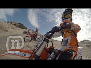 The Ronnier Renner Freeride Tour By GoPro At Little Sahara Dunes: Stop 3