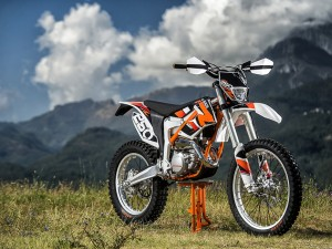 2014 KTM Freeride 250R Model Launch Il Ciocco