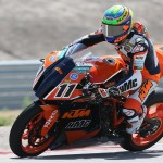 Miller SBK race weekend – KTM RC8