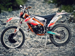 2014 KTM Freeride Powerparts