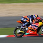 SALOM TAKES SIXTH MOTO3 GP WIN OF SEASON IN SILVERSTONE