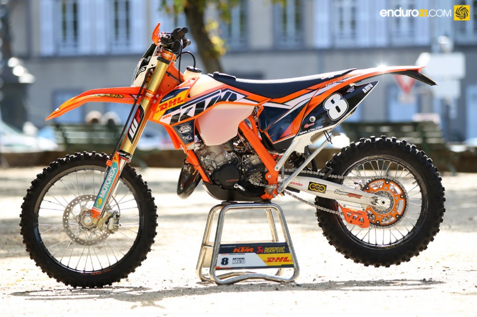 antoine meo racing a ktm 125 exc this weekend derestricted. Black Bedroom Furniture Sets. Home Design Ideas