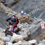 Hard Enduro racing through sand – Red Bull Sea to Sky