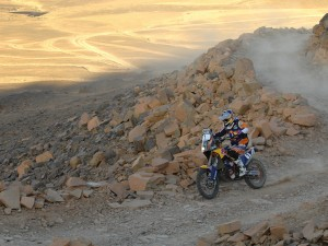 Summary of stage 2 – OiLibya Rally of Morocco