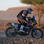 Summary of stage 3 – OiLibya Rally of Morocco