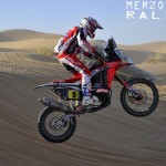 Sam Sunderland wins the Merzouga Rally