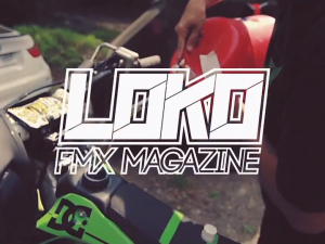 Andre Villa & Jamie Squibb – FMX & Freeride Session in the UK Woods!