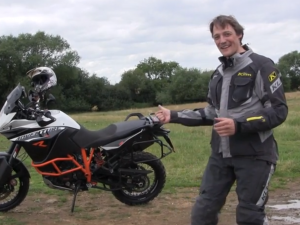 KTM 1190 Adventure R off-road | Focus diary | MCN