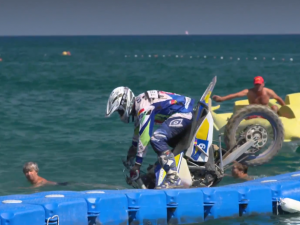 Hard enduro through the elements – Red Bull Sea to Sky 2013