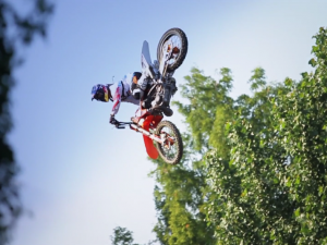 FMX slowmotion project