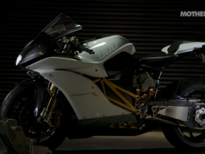 Mission RS: The Electric Superbike of the Future