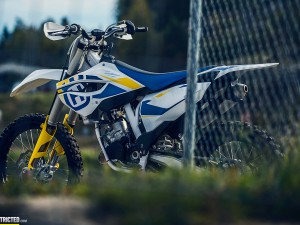 2014 Husqvarna TC (Two Cross) Line