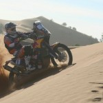 Summary of the stage 1 – OiLibya Rally of Morocco