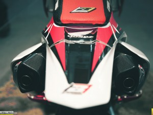 2014 Honda CRF's – Rally and MX.