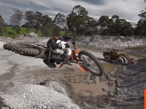Matt Phillips joins the Motorex KTM Off Road Racing Team for 2014