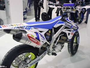 TM Racing Supermoto's (& Rally) @EICMA 2013