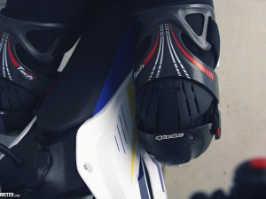 Alpinestars Fluid Tech Carbon Knee Brace – Review and photos