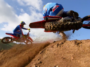 Half-Mile Supercross Rhythm Section – Red Bull Straight Rhythm