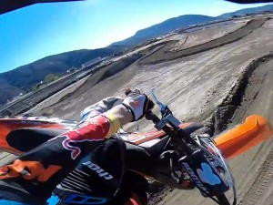 MARVIN MUSQUIN ON A KTM 150SX