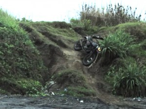 Shake Rattle and Roll. Or the day that gave birth to the Deus Bali Scramblers.