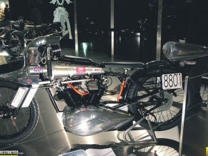 Custom, concept and one off motorcycles @EICMA 2013