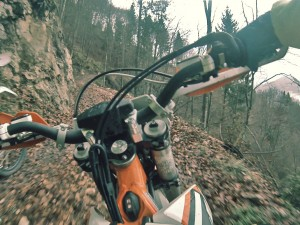 Enduro weekend in Italy