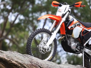 RIDERS – KTM 500EXC / 450 RALLY