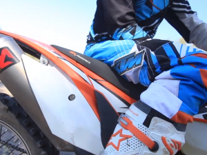 KTM POWERPARTS: CRASH-PROOF YOUR RIDE!