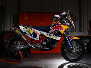 Inside KTM's factory Dakar workshop | Focus | MCN