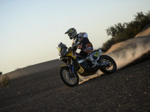 DAKAR STAGE 5: COMA CLAIMS FIRST STAGE WIN AND TAKES OVERALL LEAD