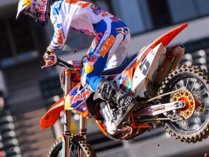 2014 Oakland Supercross, Rd. 4