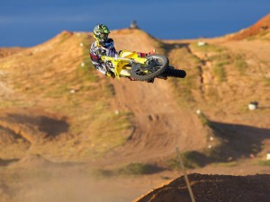 Lewiville – Motocross Riding With Lewis Woods
