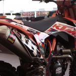 Inside the Pro's Bikes with Jade Dungey and Dean Ferris