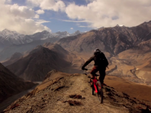 Enduro MTB in Nepal