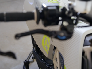 Husqvarna 701 Showbike Video