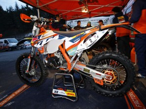 2014 Hell's Gate Enduro – Italy