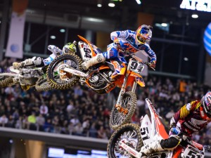 2014 US Supercross RD. 7 – ARLINGTON